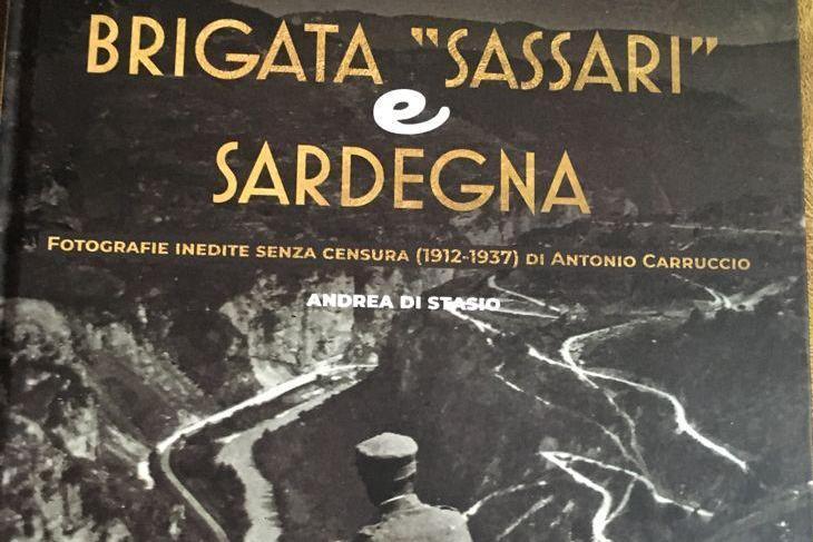 Brigata Sassari, le foto inedite nel volume del generale Andrea Di Stasio