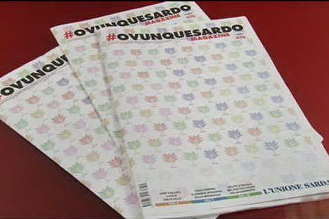 #Ovunquesardo, il magazine domani con L'Unione Sarda