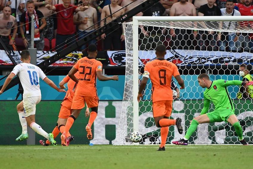 Olanda fuori, la Repubblica Ceca vince 2-0 ed è ai quarti contro la Danimarca