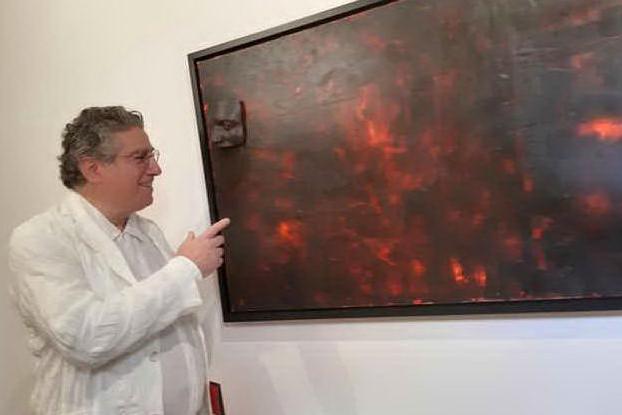 Da New York a Cagliari l'arte povera della collezione Olnick Spanu