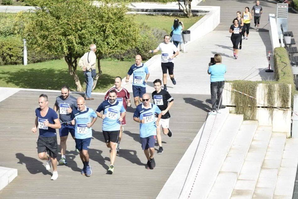 """A Cagliari la """"Corsa dei Popoli"""": un momento di sport e integrazione"""