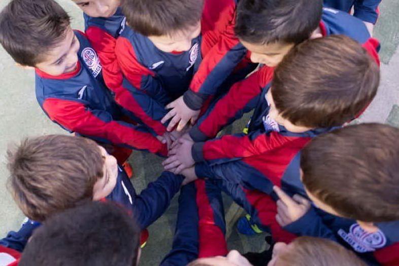 """Calcio giovanile: la nuova stagione della scuola calcio """"Gigi Riva"""""""