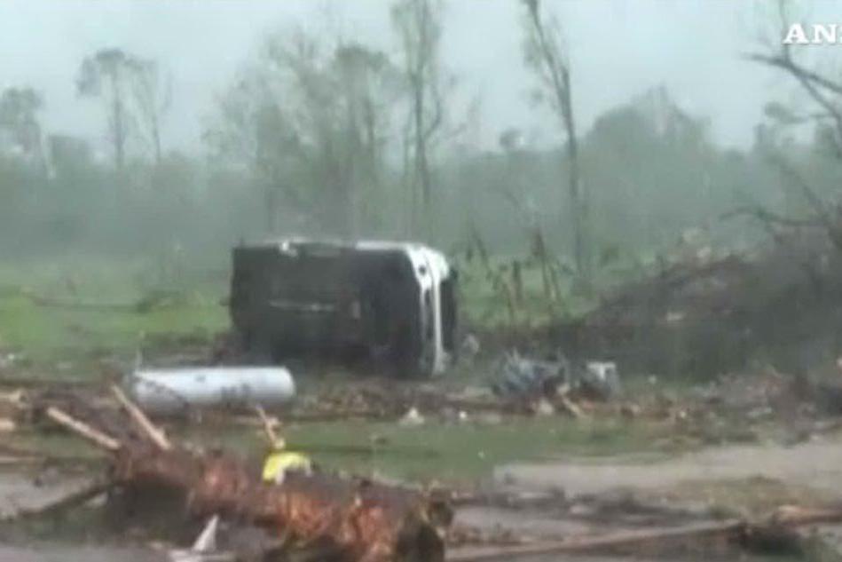 Tornado nel Mississippi: almeno 6 morti