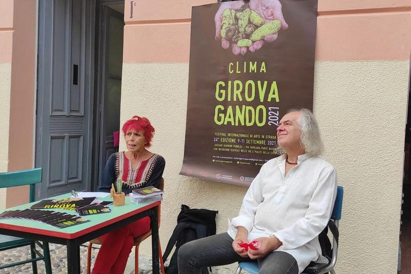Il Festival Girovagando torna in strada, a Sassari