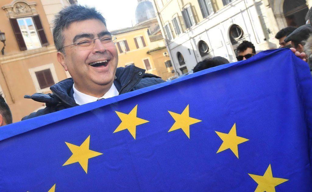 Emanuele Fiano, protagonista della bagarre di ieri in aula