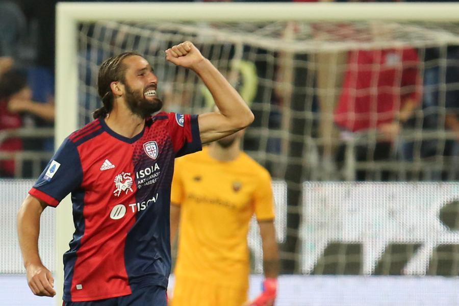 Cagliari-Roma 1-2: le pagelle dei rossoblù