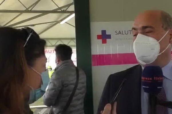 """Zingaretti: """"Sì alle primarie per Roma, no ai conciliaboli a porte chiuse"""""""