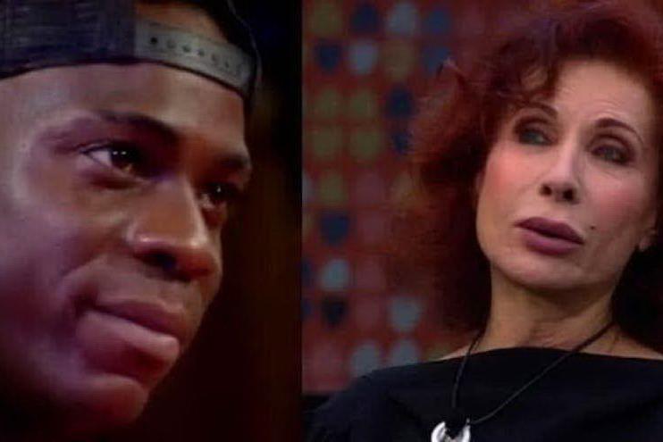 """D'Eusanio al Gf Vip: """"Vedi qualche negro?"""". Balotelli: """"Fuori dalla tv a vita"""""""