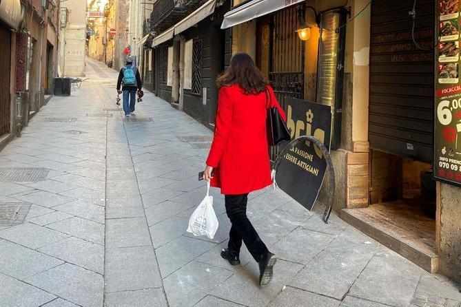 Cagliari,\u00A0ristoranti nel quartiere Marina (L'Unione Sarda -Foto Max Solinas)