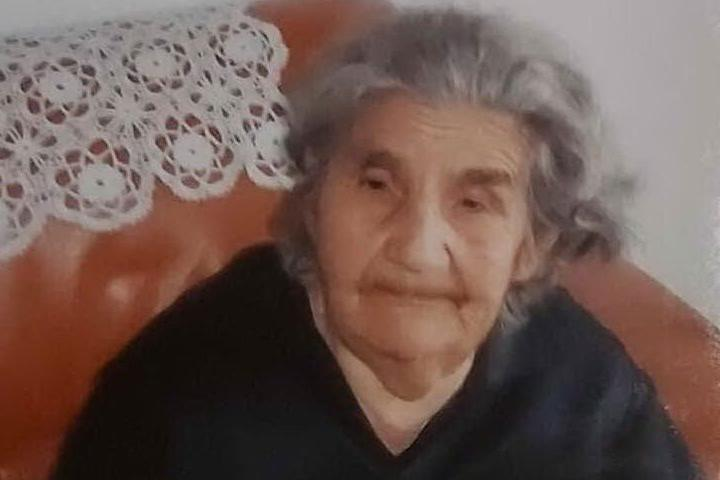 Nonna Bonaria (foto concessa)