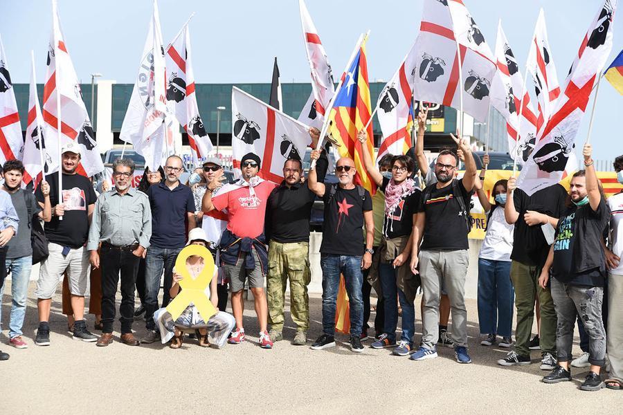 """Liberato Carles Puigdemont, Solinas: """"Sardegna terra di confronto e libertà, festeggiamo"""""""