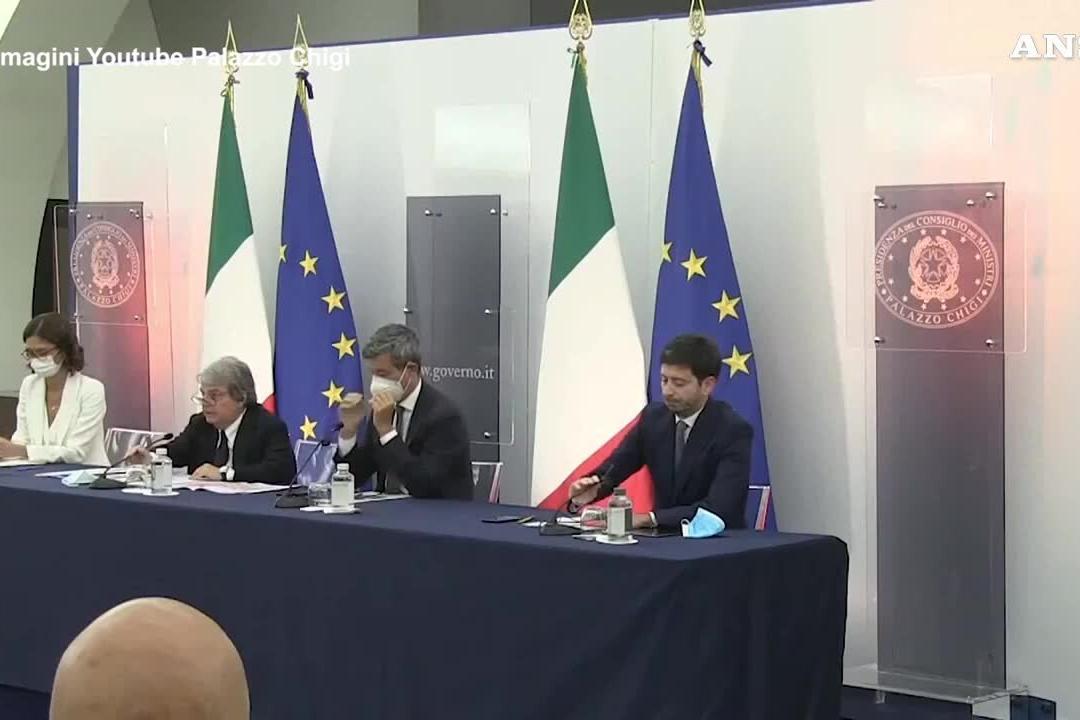"""Green pass, Brunetta: """"Vale per tutti, circa 23 milioni di lavoratori"""""""
