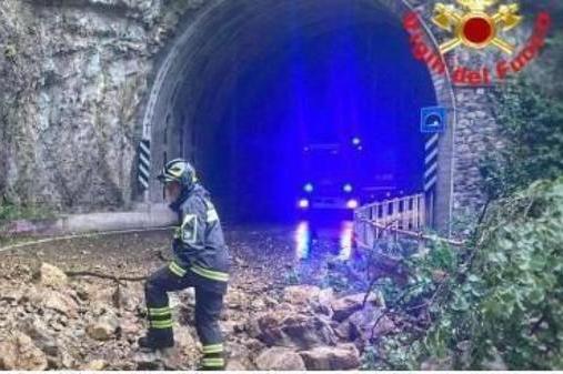 Franenel Lecchese,120 persone evacuate da un campeggio