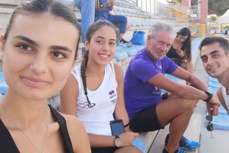 Maracalagonis e Sinnai, esplode la passione per l'atletica leggera