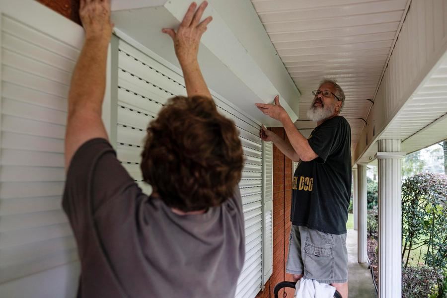 L'uragano Ida si rafforza a categoria 2, in Louisiana sarà 4 - L'Unione Sarda.it