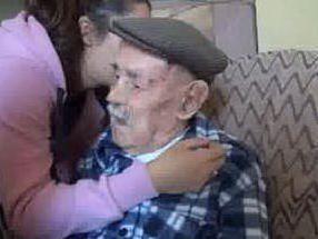 Tziu Mundicu, il nonnino d'Italia: Valerio Piroddi oggi compie 111 anni