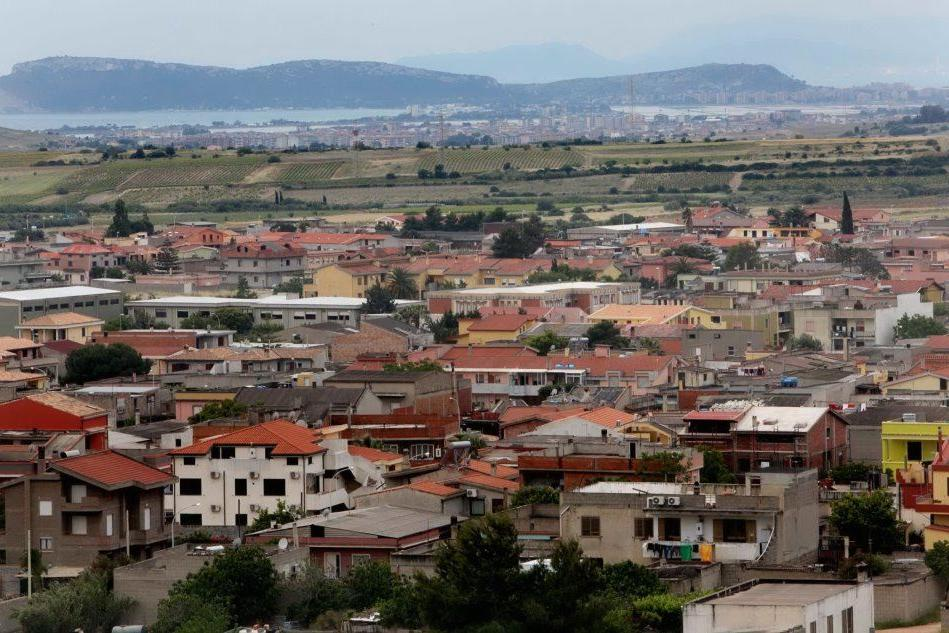 Maracalagonis (Archivio L'Unione Sarda)