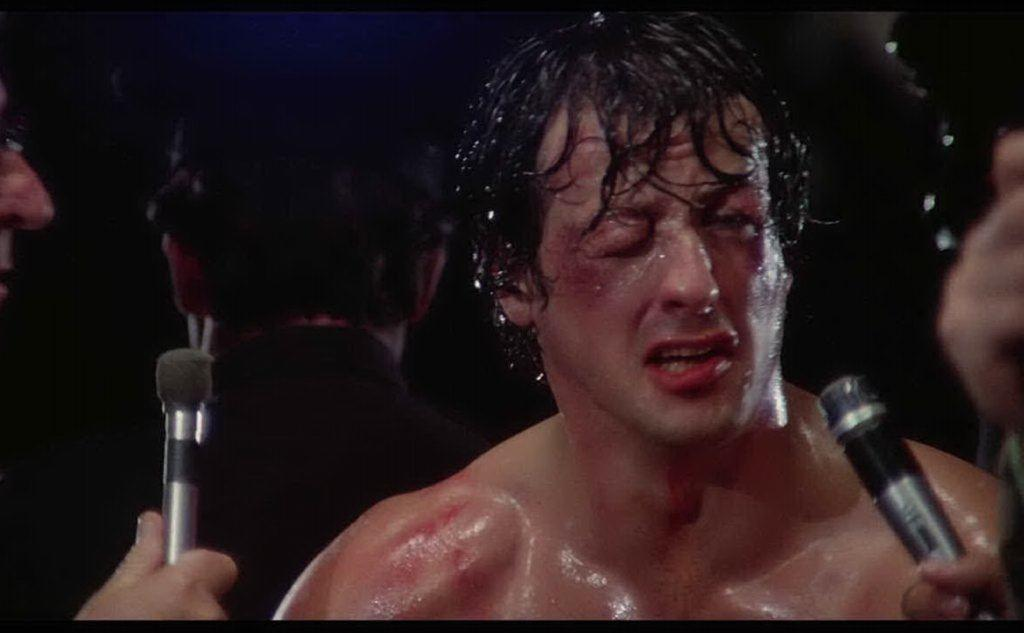"""#AccaddeOggi: 21 novembre 1976, presentato in anteprima a New York il primo film della saga \""""Rocky\"""""""