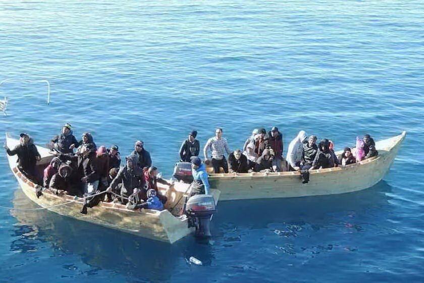 """Il sindaco di Lampedusa: """"Troppi sbarchi, dichiaro io lo stato di emergenza"""""""
