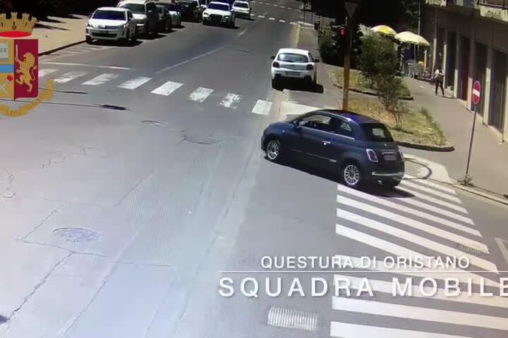 Ladra rom arrestata a Livorno dopo i furti a Oristano