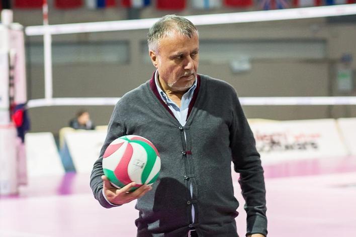 Il presidente dell'Hermaea Olbia Gianni Sarti (foto Hermaea Olbia)