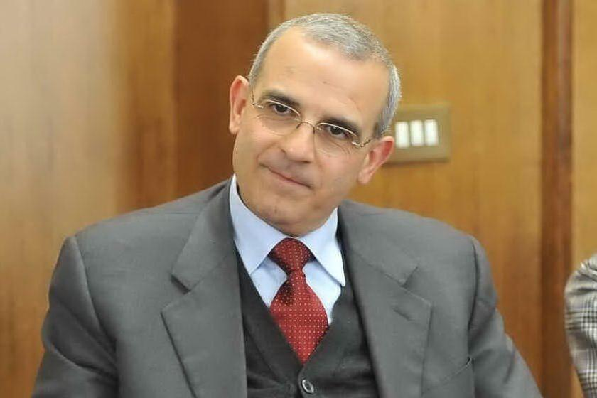 Michele Cossa (Archivio L'Unione Sarda)