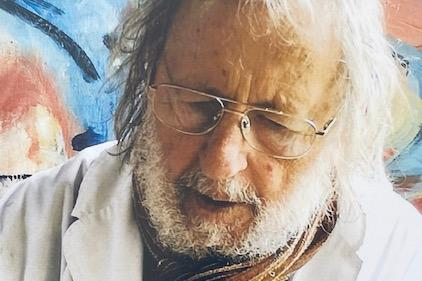 Il maestro Vidèo Anfossi (foto concessa)