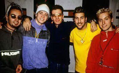 A fine anni novanta è il leader della boyband 'N Sync (foto Wikipedia)