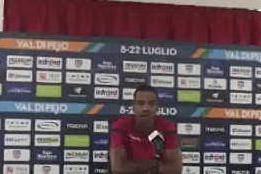 """Senna Miangue: """"Cagliari, sono pronto"""""""