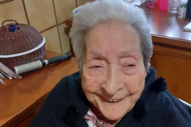Quartu piange Jole Arthemalle: morta a 103 anni la nonnina dal cuore d'oro