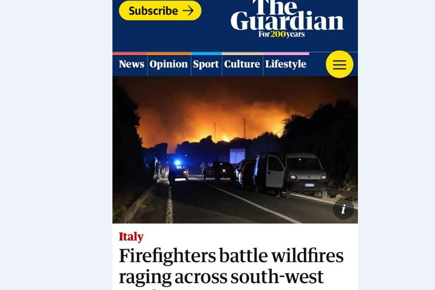 Sui tabloid inglesi