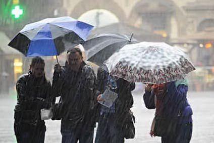 Meteo, nuovo allarme in Sardegna: ancora vento e temporali
