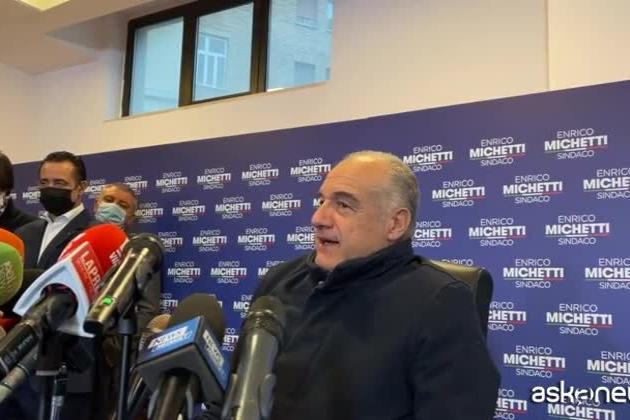 """Roma, Michetti sconfitto al ballottaggio: """"Auguri a Gualtieri"""
