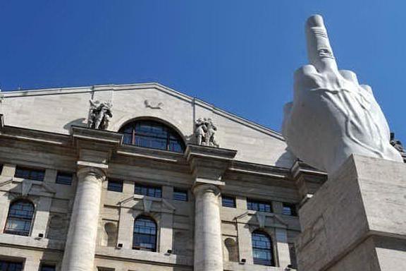 Borse europee positive, Milano chiude a +0,77%