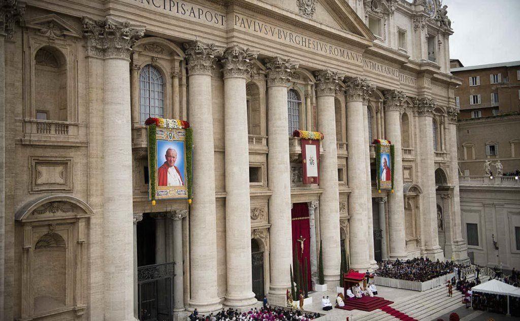 #AccaddeOggi: 27 aprile 2014, la canonizzazione di Giovanni Paolo II