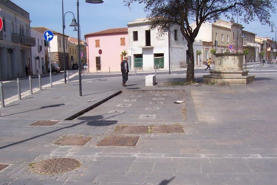 Sanluri (Archivio L'Unione Sarda)
