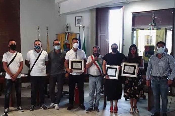 Marrubiu, il Consiglio comunale premia i cittadini illustri