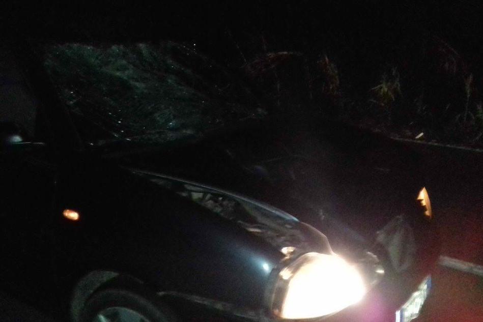 Travolto da un'auto mentre attraversa: 50enne gravemente ferito alle gambe