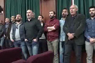 """Nuoro, il maxi coro incanta con """"Non potho reposare"""""""