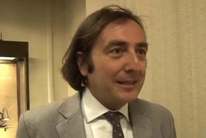 Nicola Colabianchi (Archivio L'Unione Sarda)