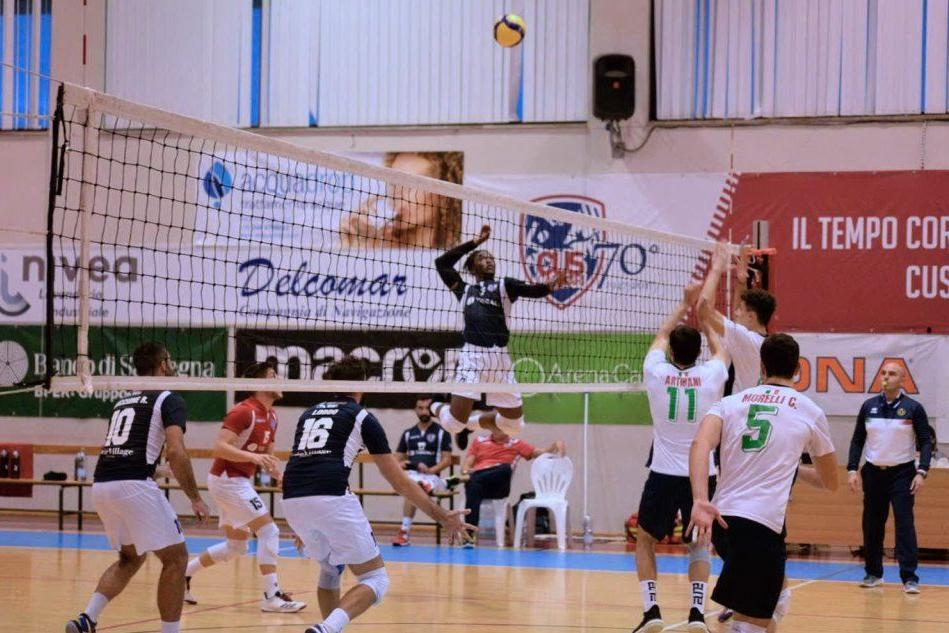 Volley, sfide decisive nella lotta per i playoff di B maschile