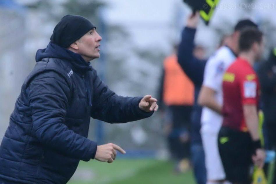"""Il Latte Dolce ospita l'Arzachena, Fossati: """"Affrontiamo una squadra compatta"""""""