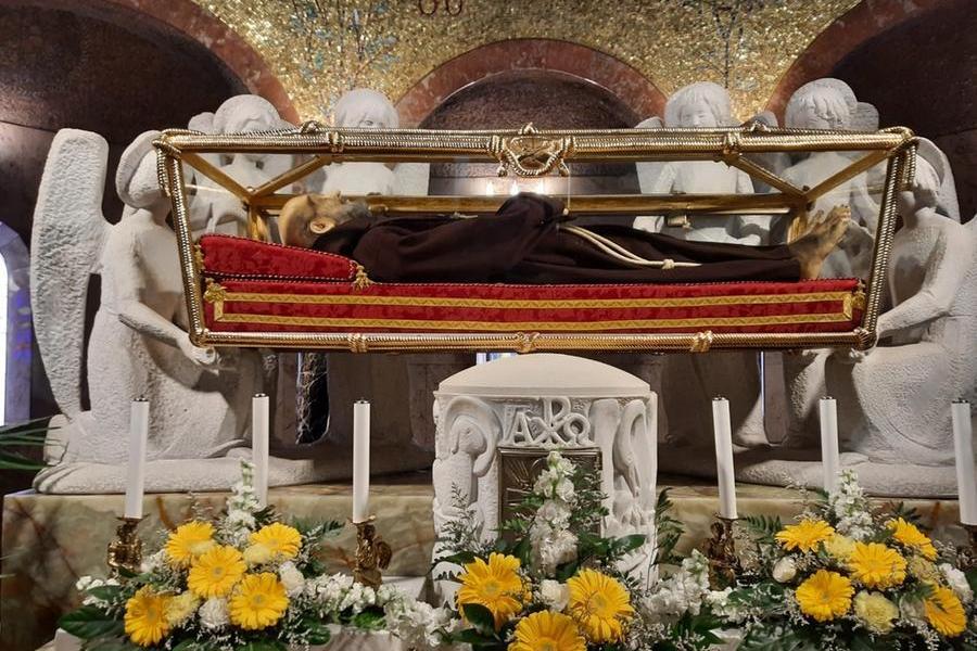 Ignazio da Laconi, settant'anni fail frate diventava santo