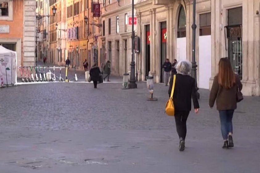 Stretta di Pasqua, tutta Italia in zona rossa
