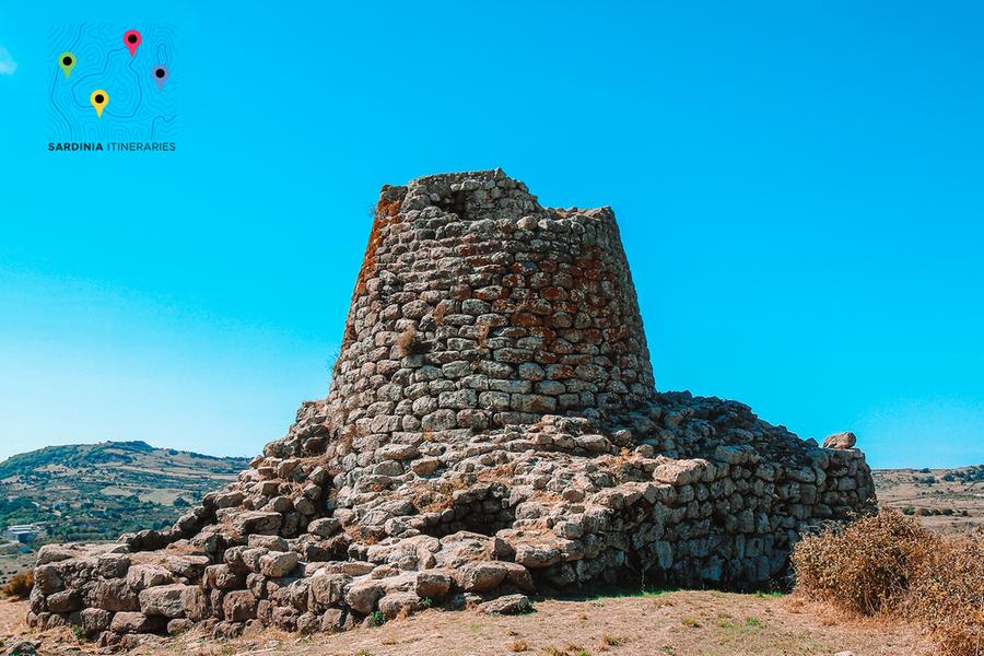Il nuraghe di Santa Barbara a Macomer\u00A0(Foto Sardinia Itineraries)
