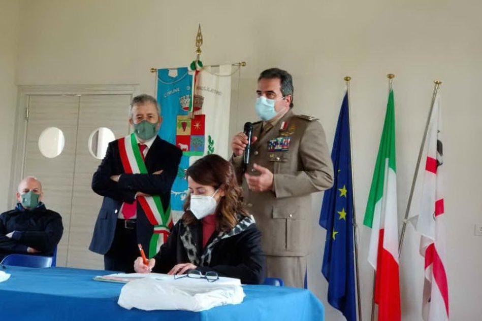 Paulilatino conferisce la cittadinanza onoraria al Milite Ignoto