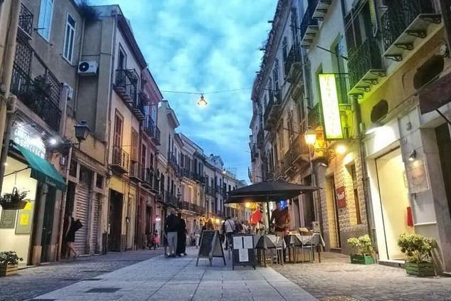 Cagliari (archivio L'Unione Sarda - Ungari)