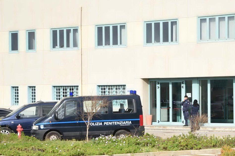 """Positivo al Covid al carcere di Sassari: """"Situazione sotto controllo"""""""