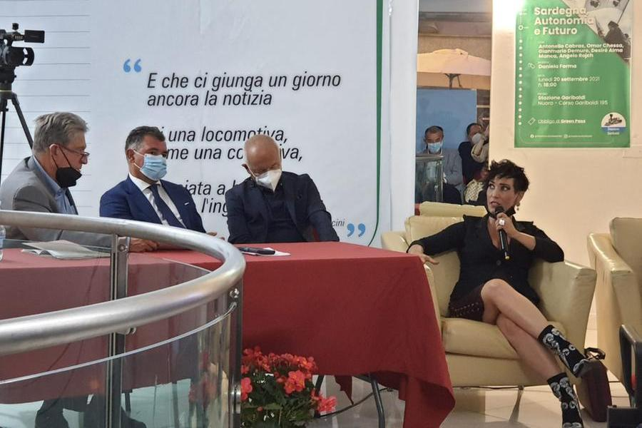 """A Nuoro esperti a confronto sul tema""""Sardegna, Autonomia e Futuro"""""""