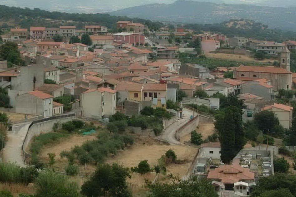 Bottidda (Archivio L'Unione Sarda - Moro)